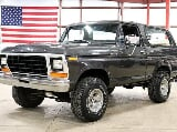 Photo 1979 Ford Bronco 4x4 Gray