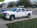 Photo 2009 Chevrolet Silverado for sale in Tooele, UT...