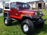 Photo 1979 Jeep CJ7 4X4 Custom Built Full Time