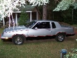 Photo 1984 Oldsmobile Hurst