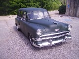 Photo 1954 Chevrolet Bel Air 150 210 Wagon Green