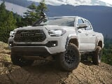 Photo 2020 Toyota Tacoma TRD Offroad, Cement in...