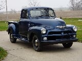 Photo 1954 Chevrolet 3100 Pickup Step-Side Shortbox