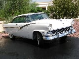 Photo 1956 Ford Victoria 2 Door Coupe