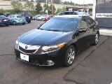Photo 2013 Acura Tsx 4dr Sdn I4 Auto