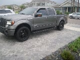Photo 2011 Ford F-150 XLT, Gray in Land O Lakes, Florida