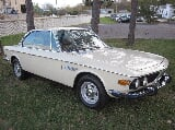 Photo 1971 BMW 2800 CS Restored Condition