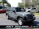 Photo 2014 Jeep Wrangler Unlimited Sport