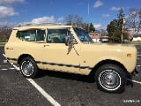 Photo 1975 International Harvester Scout XLC