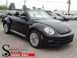 Photo 2014 volkswagen beetle 2 door convertible
