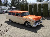 Photo 1955 Chevrolet Station Wagon