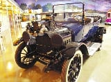 Photo 1915 Studebaker SD-Four Touring