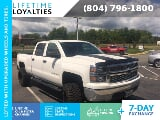 Photo 2014 Chevrolet Silverado 1500 LT, White Diamond...