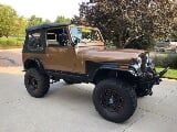 Photo 1980 Jeep CJ 4X4 Rebuild