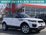 Photo 2016 Land Rover Range Rover Evoque, White in...