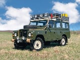 Photo 1971 Land Rover Defender
