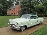 Photo 1956 cadillac coupe deville hardtop coupe