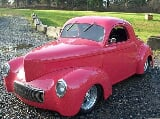 Photo 1941 Willys Coupe
