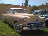 Photo 1954 Pontiac Star Chief