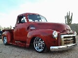 Photo 1948 Chevy 3100 Patina