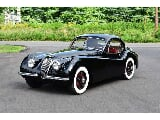 Photo 1953 Jaguar XK120