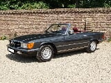Photo 1985 Mercedes-Benz 380SL