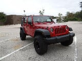 Photo 2008 Jeep Wrangler UNLIMITED X