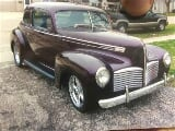 Photo 1941 Hudson Coupe