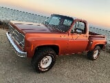 Photo 1978 Chevrolet K10 Silverado Stepside