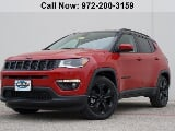 Photo 2020 Jeep Compass Altitude, Red Line in...