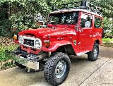 Photo 1978 Toyota Land Cruiser FJ40 with PS and A/C...