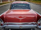 Photo 1957 Chevrolet Bel Air Post Coupe
