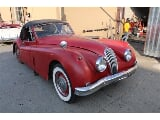 Photo 1956 Jaguar XK140