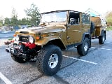 Photo 1976 Toyota Land Cruiser 4WD