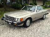 Photo 1987 mercedes-benz sorry just sold! 560sl...
