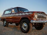Photo 1974 Jeep Wagoneer Cherokee Survivor