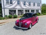 Photo 1940 Ford 2Dr Sedan all Steel Chopped Top