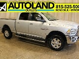 Photo Used 2014 RAM 2500 4x4 Crew Cab SLT Roscoe, IL...